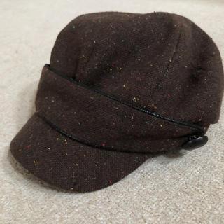 サンカンシオン(3can4on)の3can4on キャスケット(帽子)