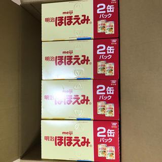 明治 - 明治ほほえみ2罐セット 4個、計8罐