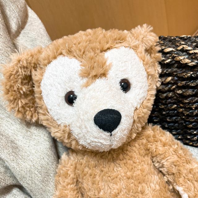 ダッフィー(ダッフィー)のダッフィー エンタメ/ホビーのおもちゃ/ぬいぐるみ(ぬいぐるみ)の商品写真