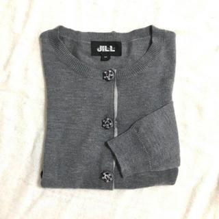 ジルバイジルスチュアート(JILL by JILLSTUART)のJILL by JILL STUART✨アンゴラ入りカーディガン(カーディガン)