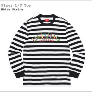 Supreme - supreme flags L/S top long sleeve