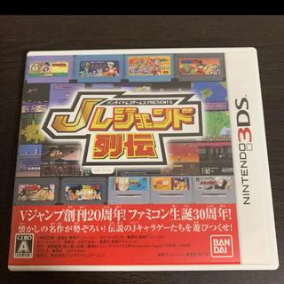 ニンテンドー3DS(ニンテンドー3DS)のバンダイナムコエンターテインメント PRESENTS Jレジェンド列伝(携帯用ゲームソフト)