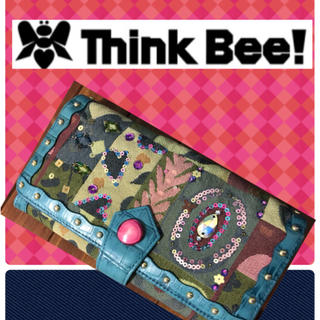 シンクビー(Think Bee!)のシンクビー  長財布 Think Bee!   (財布)