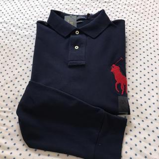Ralph Lauren - ラルフローレン メンズポロシャツ ネイビーXL