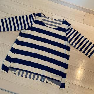 シップス(SHIPS)のボーダーシャツ(カットソー(長袖/七分))