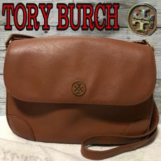 トリーバーチ(Tory Burch)のTORY BURCHトリーバーチ ショルダーバック ブラウン(ショルダーバッグ)