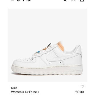 NIKE - NIKE AIR FORCE1 '07 ジュエリー