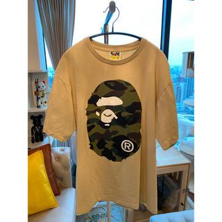 アベイシングエイプ(A BATHING APE)のA Bathing Ape Bape Tシャツ XLサイズ(Tシャツ/カットソー(半袖/袖なし))