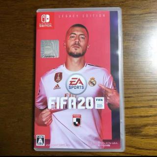 ニンテンドースイッチ(Nintendo Switch)のswitch FIFA20(家庭用ゲームソフト)