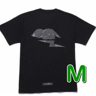 フラグメント(FRAGMENT)の限定 イーブイ THUNDERBOLT PROJECT BY FRGMT T(Tシャツ/カットソー(半袖/袖なし))