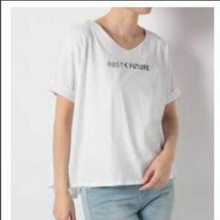 ローズバッド(ROSE BUD)のTRANOI.トップス カットソー Tシャツ(Tシャツ(半袖/袖なし))