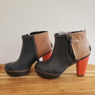 ソレル(SOREL)の新品 sorel ソレル ブーツ ヒール ショートブーツ (ブーツ)