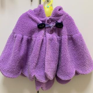 アナスイミニ(ANNA SUI mini)のANNA SUI mini ポンチョ(ジャケット/コート)