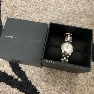 マークバイマークジェイコブス(MARC BY MARC JACOBS)のマークバイマークジェイコブスの腕時計です(*´꒳`*) (腕時計)