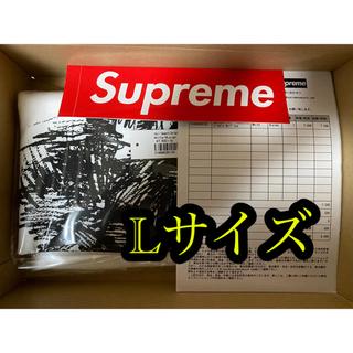 シュプリーム(Supreme)のSupreme Yohji Yamamoto Wolf Tee white L(Tシャツ/カットソー(半袖/袖なし))