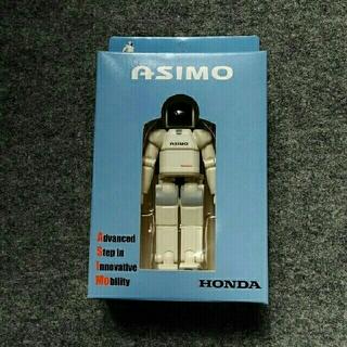 ホンダ(ホンダ)のHONDA  ASIMO  アクションフィギュア(ノベルティグッズ)
