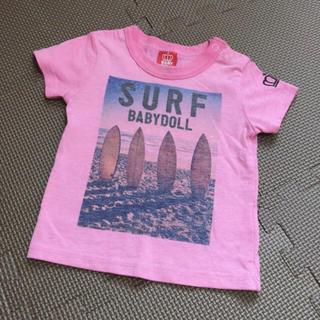 ベビードール(BABYDOLL)のBABYDOLL Surf シャツ 80サイズ(Tシャツ)