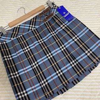 BURBERRY BLUE LABEL - バーバリーブルーレーベル 新品未使用 スカート 38