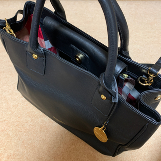 BURBERRY BLUE LABEL - BURBERRY BLUE LABEL トートバッグ