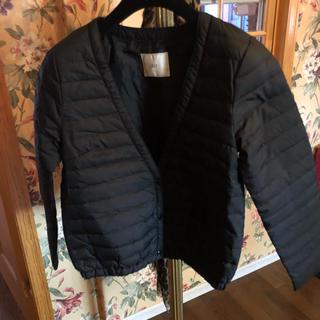 SLY - SLY ダウンジャケット ダウンカーディガン 黒 サイズ2 M 美品✨