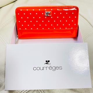 クレージュ(Courreges)の【新品・未使用】クレージュ 長財布(財布)