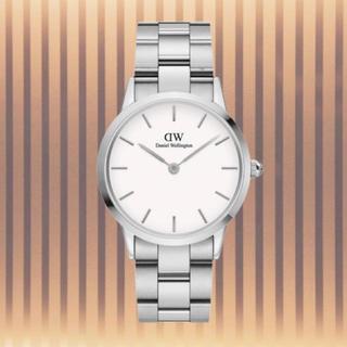 ダニエルウェリントン(Daniel Wellington)の安心保証付!最新作【36㎜】ダニエル ウェリントン腕時計 Iconic Link(腕時計(アナログ))