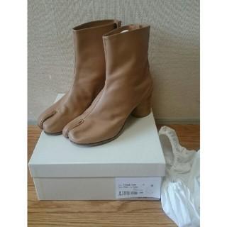 マルタンマルジェラ(Maison Martin Margiela)の正規店購入美品maisonmargielaメゾンマルジェラ足袋ブーツMM6(ブーツ)