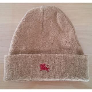 バーバリー(BURBERRY)のBURBERRY ニット帽(帽子)
