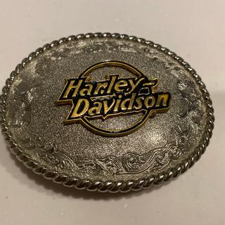 ハーレーダビッドソン(Harley Davidson)の『値下げしました』ハーレーダビットソン ベルトバックル(ベルト)