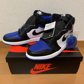 28cmNIKE JORDAN 1 Royal Toe (スニーカー)