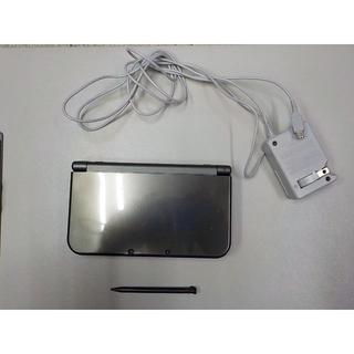 ニンテンドー3DS(ニンテンドー3DS)のNintendo 3DS LL メタリックブラック(携帯用ゲーム機本体)