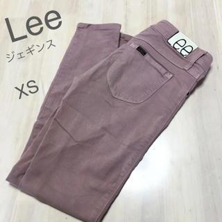 リー(Lee)のLee リー❤️ジェギンス XS(スキニーパンツ)
