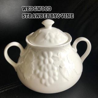 ウェッジウッド(WEDGWOOD)のウェッジウッド  シュガーポット(テーブル用品)
