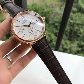 インターナショナルウォッチカンパニー(IWC)の万国Portugieserブティックメンズウォッチ(腕時計(デジタル))