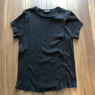 MUJI (無印良品) - エンジェリーベ 黒 授乳服