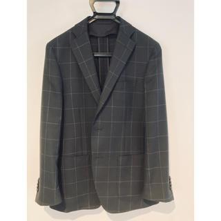 スーツカンパニー(THE SUIT COMPANY)のスーツカンパニー 黒ジャケット サイズ165 d4 drop4(テーラードジャケット)