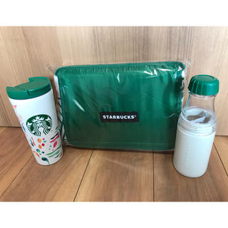 スターバックスコーヒー(Starbucks Coffee)のスタバ2020福袋 タンブラー&サニーボトル&レジャーシート(タンブラー)