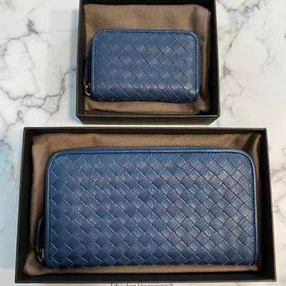 Bottega Veneta - 【限定カラー】セット販売 ボッテガヴェネタ 長財布 コインケース denim