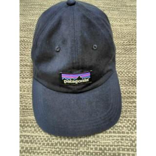 パタゴニア(patagonia)のPatagonia P-6 Label Trad Cap ネイビー キャップ帽子(キャップ)