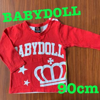 ベビードール(BABYDOLL)のBABYDOLL ディズニー ロンT トイストーリー(Tシャツ/カットソー)