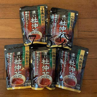 コバヤシセイヤク(小林製薬)の小林製薬 濃い杜仲茶 3g✖️15袋 5パック(健康茶)
