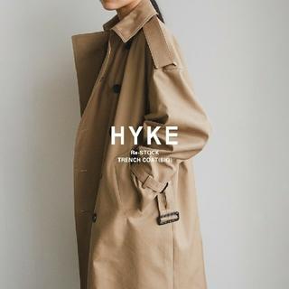 ハイク(HYKE)のHYKE トレンチコート BIG FIT(トレンチコート)