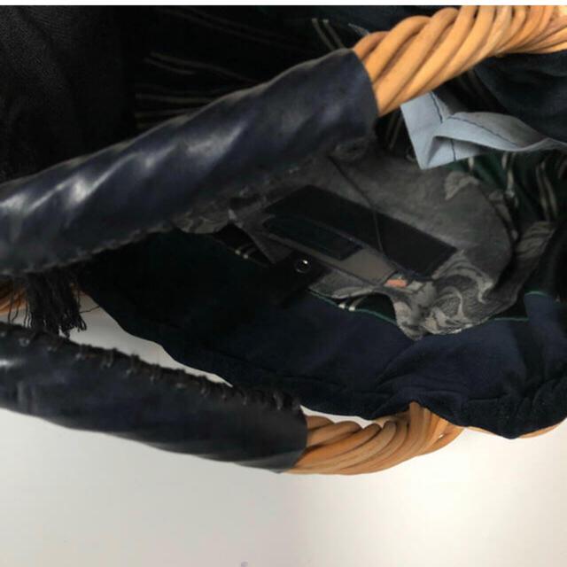 ebagos エバゴス かごバッグ レディースのバッグ(かごバッグ/ストローバッグ)の商品写真