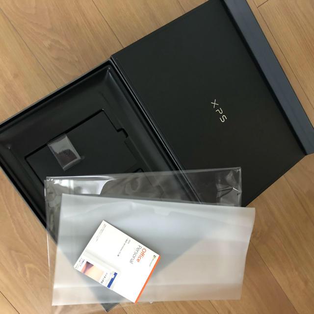 DELL(デル)のDELL New XPS15(9500) 15.6ノートパソコン Ofiice付 スマホ/家電/カメラのPC/タブレット(ノートPC)の商品写真