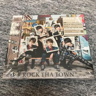 セクシー ゾーン(Sexy Zone)のROCK THA TOWN(初回限定盤A)初回Bセット(ポップス/ロック(邦楽))