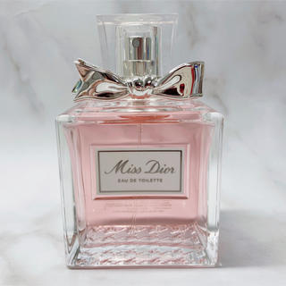 クリスチャンディオール(Christian Dior)のDior ミスディオール オードゥ トワレ 100mL(香水(女性用))