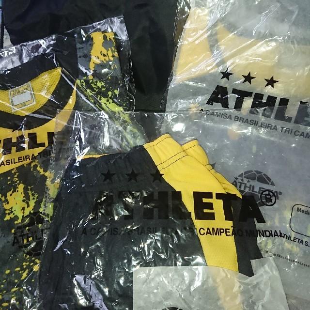ATHLETA(アスレタ)のATHLETA  合宿セット  140cm スポーツ/アウトドアのサッカー/フットサル(ウェア)の商品写真