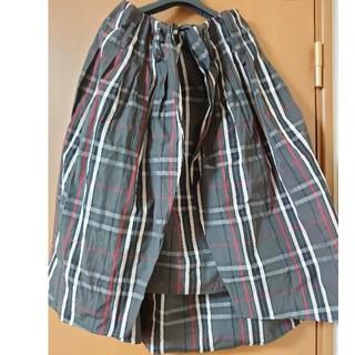 スコットクラブ(SCOT CLUB)のsoeur7 スール チェックスカート(ロングスカート)
