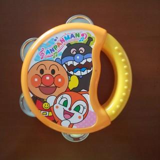アンパンマン - アンパンマン☆楽器☆タンバリン