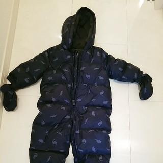 ベビーギャップ(babyGAP)のGAPジャンプスーツ(ジャケット/上着)